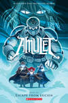 Amulet Book 6: Escape from Lucien