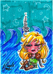 Sketch Card 14 by OracleMaab