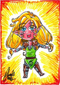 Sketch Card 15