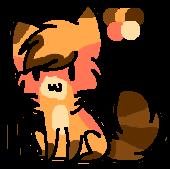 Snuffen kitty by F0XXY-L0XY