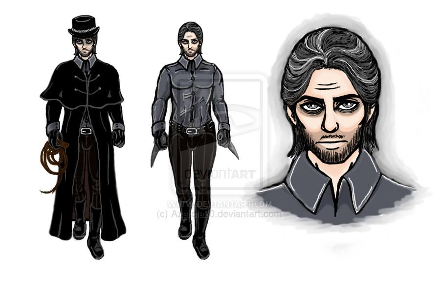 Character Design Oc : Snk oc regulus biography art by azarela