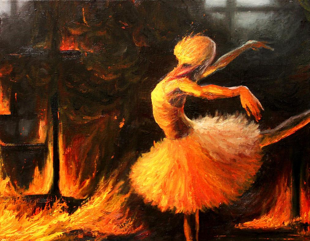 Ballerina by IsrafelX