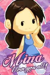 Mina by Minato-Kushina