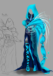 Outfit design - 137 - closed by LotusLumino