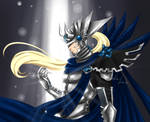 Silver Knight - redrawn