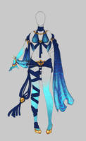 Outfit design - 179  - closed by LotusLumino