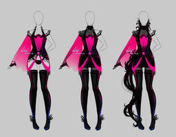 Outfit design - 205  - closed