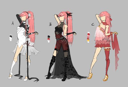 M75 random outfits