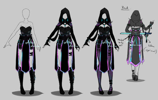 Outfit design - 217  - closed