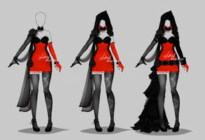 Outfit design - 218  - closed