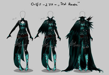 Outfit design - 277  - closed