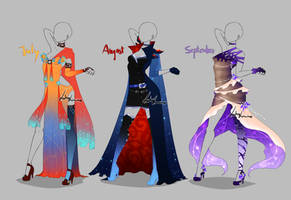 Outfit design - Months - 3 - closed