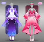 Outfit design - 429 and 430 - closed