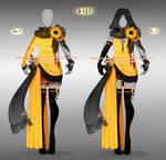Outfit design - 431 - FCFS - closed
