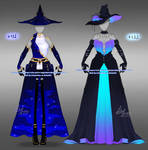 Outfit design - 432 and 433 - closed