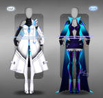 Outfit design - 449 and 450 - closed