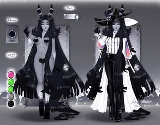 Bamharr Halloween adopt - 1629 - Auction - closed