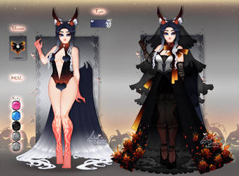 Bamharr Halloween adopt - 1632 - Auction - closed