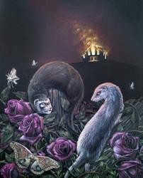 Memento mori by JacquelineRae