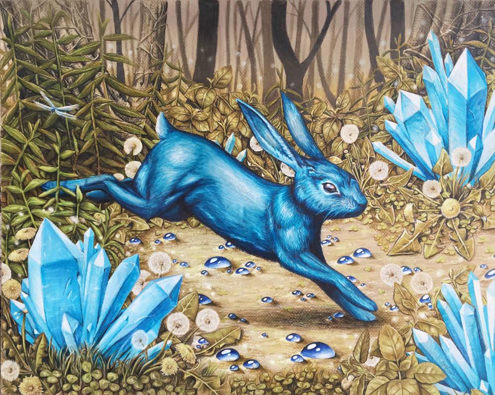 Crystal Refuge by JacquelineRae