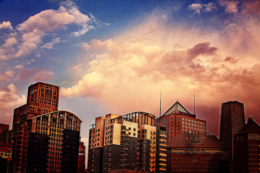 The city of Sunrise moment 3 by sunny2011bj