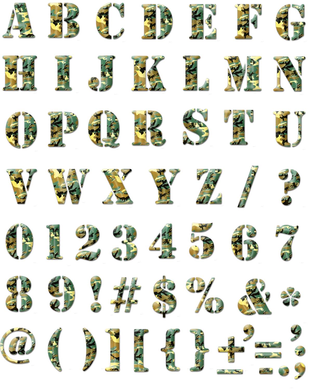 Camouflage alphabet png by sodadnima on deviantart png by sodadnima camouflage alphabet png by sodadnima altavistaventures Gallery