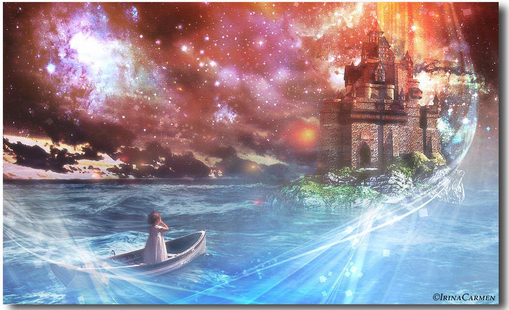 Fantastic Dreamland by IrinaCarmen