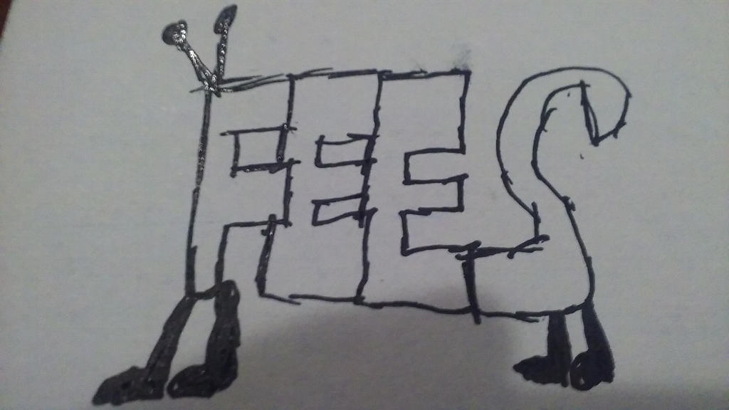 Fees!!! by LunaErikaDelesterFox