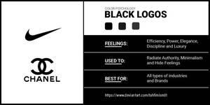 Black- Logo Color Philosophy