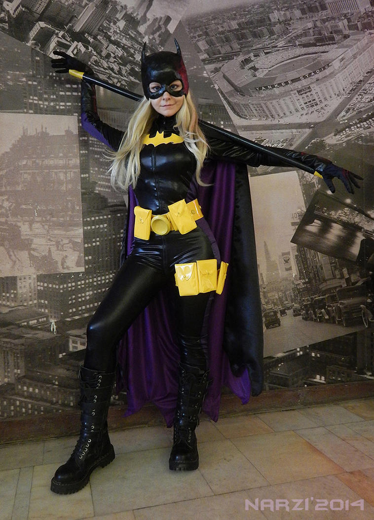 steph: batgirl 3 by NarciSSai
