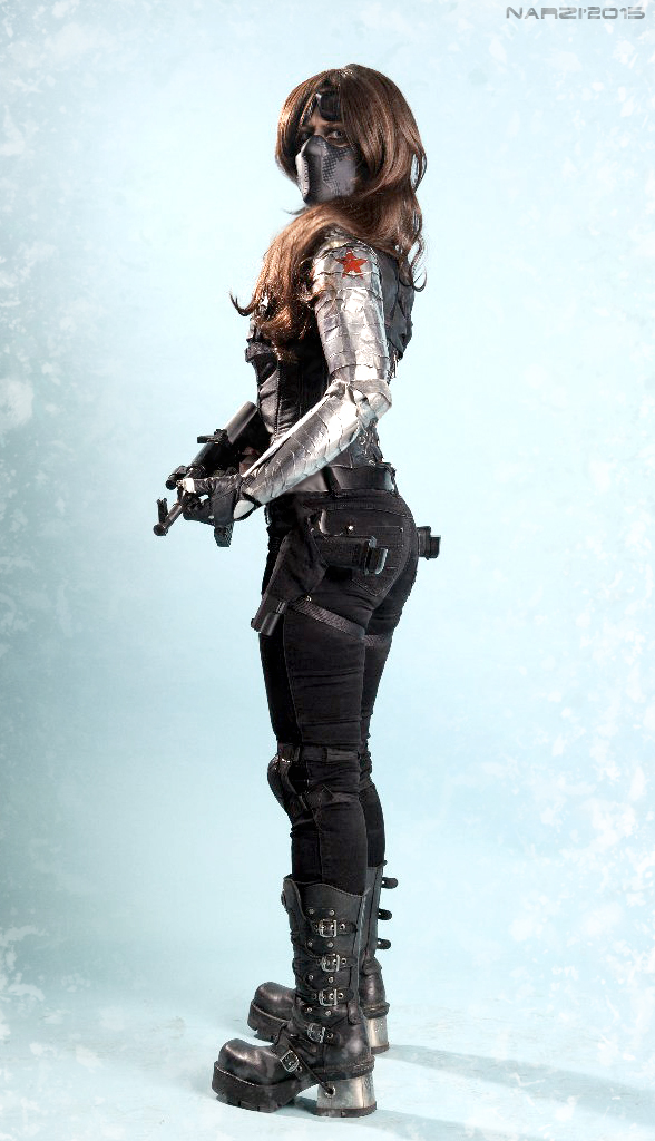 female Winter Soldier cosplay by NarciSSai on DeviantArt