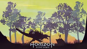 Horizon zero dawn by gelsgels