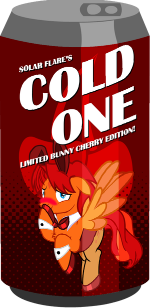 Solar Flare's Cold One - New Bunny Cherry Edition