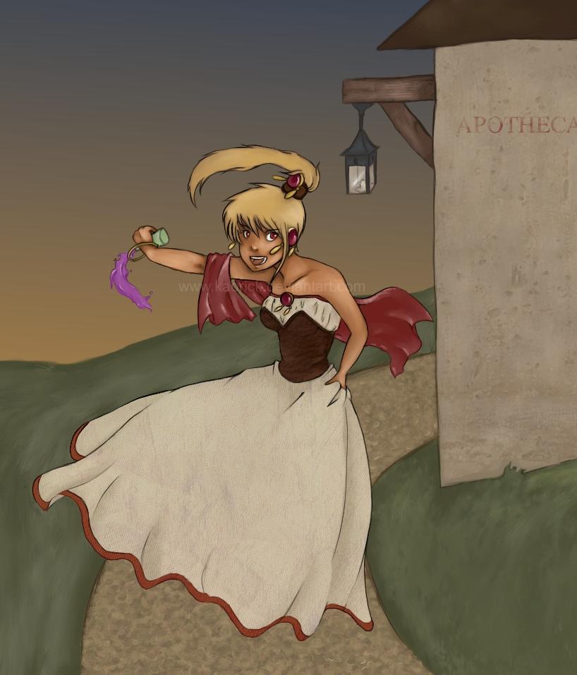 Apocethary Mistress by Kaorick