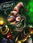Earthworm Jim: Groovy!