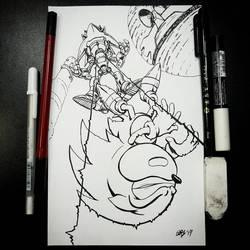 Falling (Inks)