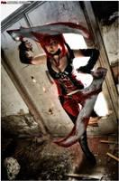 The Dhampir BloodRayne IX Cosplay by ArashiHeartgramm