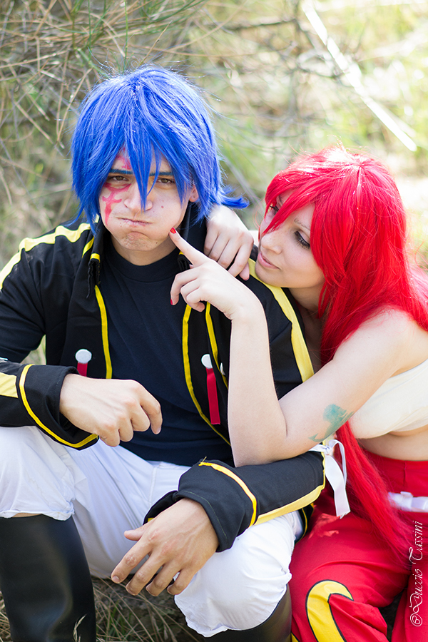 Erza x Gerard (Jellal) Cosplay 05 _ Fairy Tail by ...