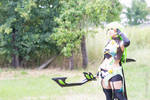 Rena Trapping Ranger - Elsword Cosplay I