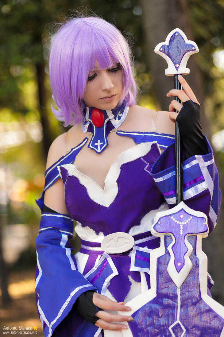 Strea - Sword Art Online: Infinity Moments Cosplay by ArashiHeartgramm