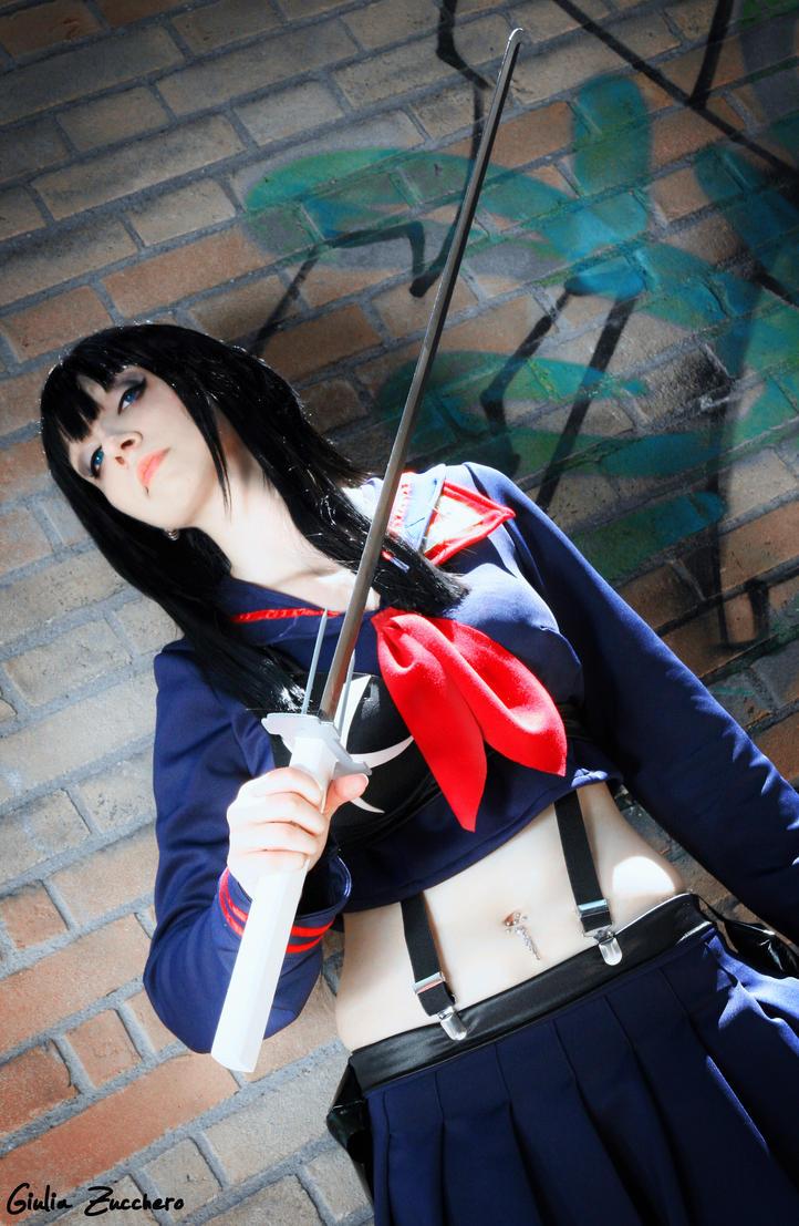 Kiryuin Satsuki Senketsu - Kill La Kill Cosplay II by ArashiHeartgramm