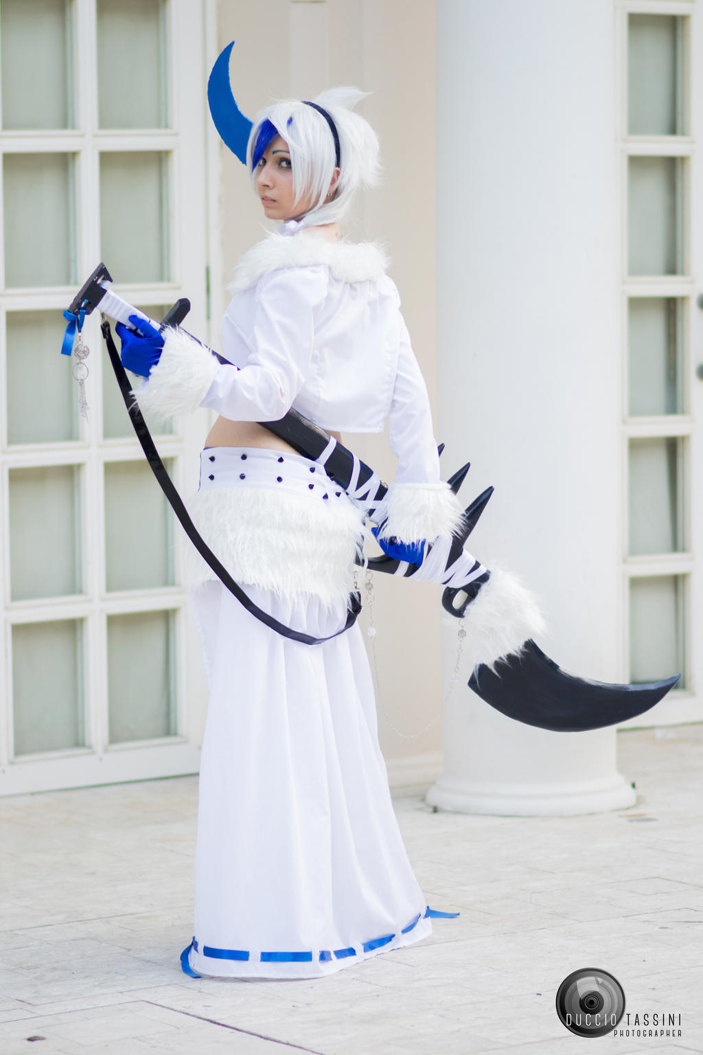 Absol Gijinka - Pokemon Cosplay by ArashiHeartgramm on ...