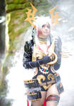 Arch Blood Mage - Rage of Bahamut Cosplay II