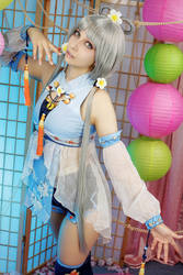 Luo Tianyi - Vocaloid Cosplay by ArashiHeartgramm