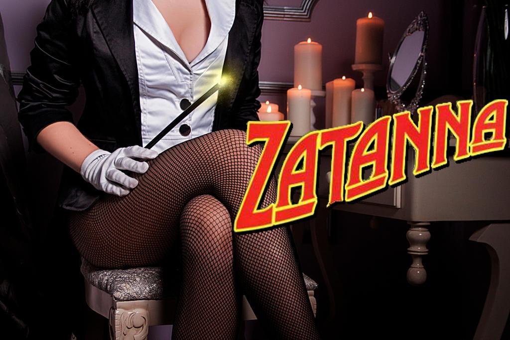 Zatanna photoshoot promo by Lika-tyan