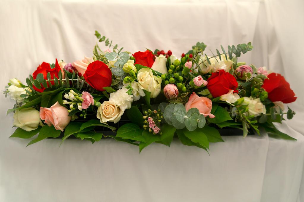 wedding flower by Lika-tyan