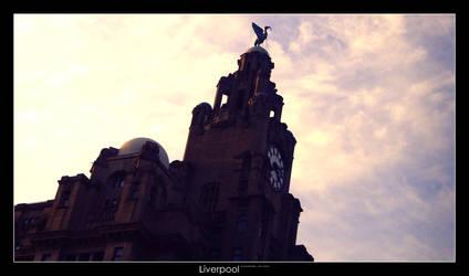 Liverpool - Liver Buildings