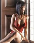 Selina #27 Red Underwear