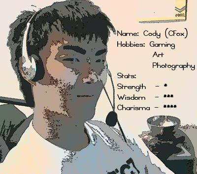 CFox22's Profile Picture