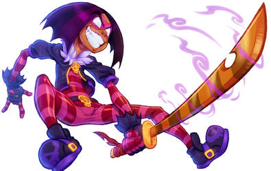 Superhero Amber Ella by smashega